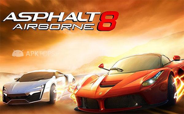 Asphalt 8 Airborne 1.4.1e