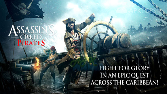 Assassin's Creed Pirates 1.2.1