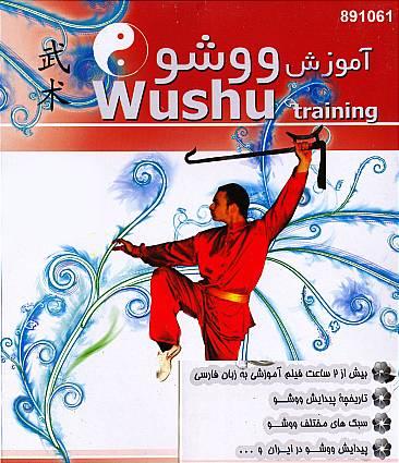 خریدآموزش ووشو فارسی - Wushu Training DVD