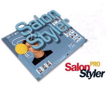 نرم افزار سالن گریم و آرایشگری Salon Styler Pro 5.2 - اورجینال