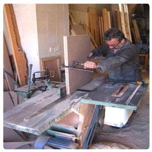 آموزش نجاری و ساخت وسایل چوبی اورجینال
