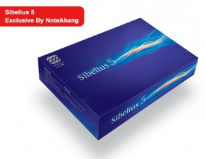 خرید Sibelius 5