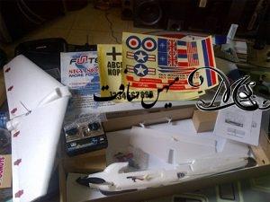 نقشه هواپیما SKY SCOOTER PRO