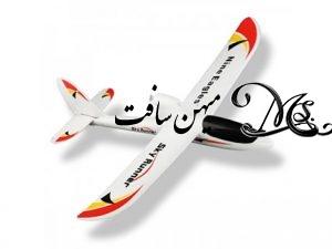 هواپیمای الکتریکی SKYRUNNER